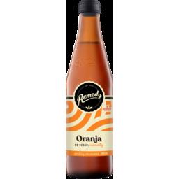 Photo of Remedy Organic Soda Oranja 330ml