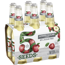 Photo of 5 Seeds Lower Sugar Cider Stubbies