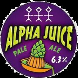 Photo of Three Boys Alpha Juice Pale Ale 330ml