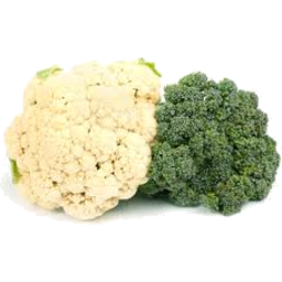 Photo of Cauliflower / Broccoli Pre Pack Tray
