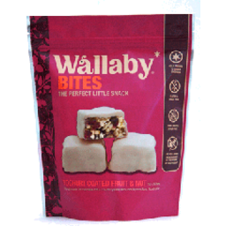 Photo of Wallaby Bites Yoghurty Frt&Nut 150gm