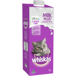 Photo of Whiskas Milk Plus 1L