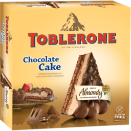 Photo of Toblerone G/Fr Choc Cke Frz 400g