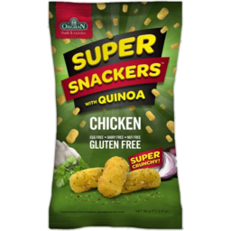 Photo of Orgran Snackers with Quinoa Chicken 90gm