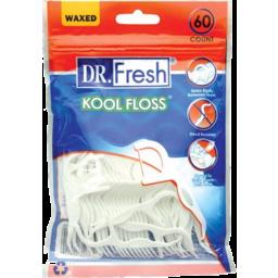 Photo of Dr Fresh Kool Floss Picks