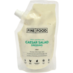 Photo of Fine Food Caesar Salad Drs 250g