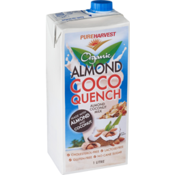 Photo of Pureharvest Organic Almond Coconut Milk 1l 1l