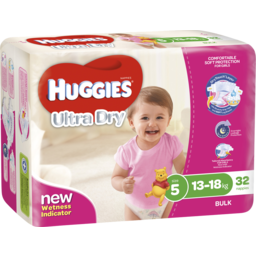 Photo of Huggies Walker Girls 32