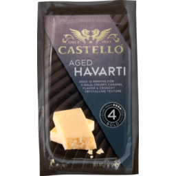 Photo of Castello Cheese Aged Havarti 200g