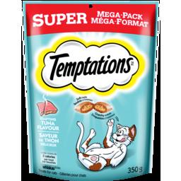 Photo of Whiskas Temptations Cat Treats Tuna 350g