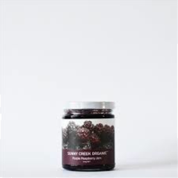 Photo of Sunny Creek Organic - Raspberry Purple Jam - 310g