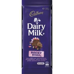 Photo of Cadbury Choc Rocky Road 180g