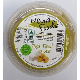 Photo of Nevia Foods Feta Olives 200g