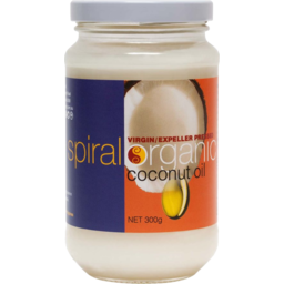 Photo of Spiral Foods Organic Coconut Oil