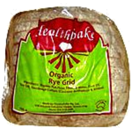 Photo of Healthybake Organic Rye Grid Bread 700g