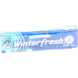 Photo of Wrigley's Winterfresh