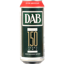 Photo of Dab Beer Original Cans 500ml