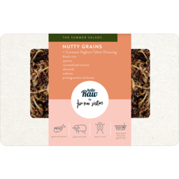 Photo of Hello Raw Sisters Nutty Grains & Cranberry Salad 300g