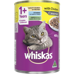 Photo of Whiskas Casserole Chicken 400gm