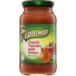 Photo of Dolmio Classic Tomato With Onion Pasta Sauce 500gm