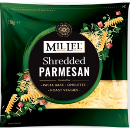 Photo of Mil Lel Chse Parm Shred 170gm