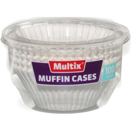 Photo of Multix Muffin Cases 100 Pack