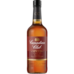 Photo of Canadian Club Spiced
