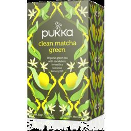 Photo of Pukka Clean Matcha Green Teas 20s
