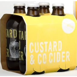 Photo of Custard & Co Original Cider Bottle