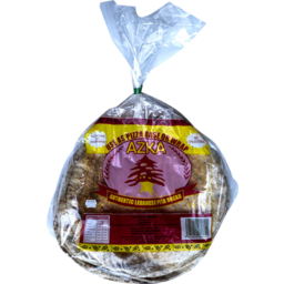 Photo of Authenic Lebanese Pita Bread Wholemeal 400g