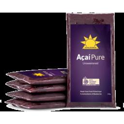 Photo of Amazonia Frozen Smoothie Packs - Pure Acai (4 x100gm)