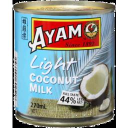 Photo of Ayam Light Coconut Milk 270ml
