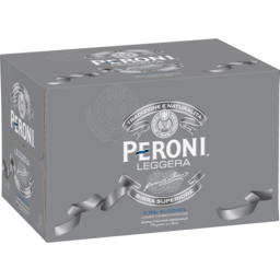 Photo of Peroni Leggera Stubbies