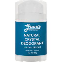 Photo of Grants Deodorant - Natural Crystal Stick