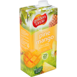 Photo of Golden Circle Pine Mango Fruit Drink With Vitamin C 1l