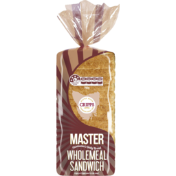 Photo of Cripps Master Wholemeal Sandwich Loaf 700g