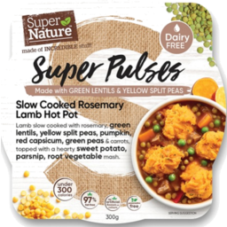 Photo of Super Nature Pulses Slow Cooked Lamb Hot Pot 300g