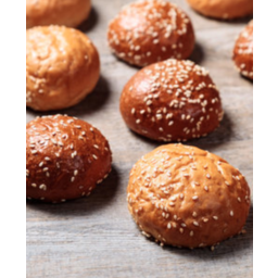Photo of Luxe Bakery Slider (Brioche) Buns (6 Pack)