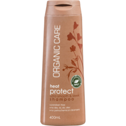 Photo of Organic Care Heat Protect Shampoo 400ml