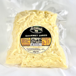 Photo of Alexandrina Cheese Company Gourmet Shred