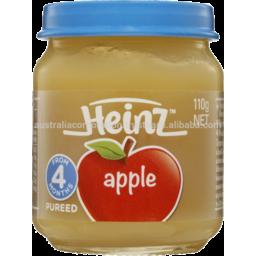 Photo of Heinz Pureed Apple