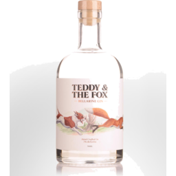 Photo of Teddy & The Fox Gin 200ml