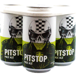 Photo of Aether Pit Stop Pale Ale Can