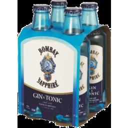 Photo of Bombay Sapphire Gin & Tonic