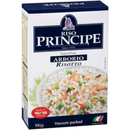 Photo of Riso Principe Abborio Rice 1kg