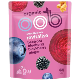 Photo of Oob Organic Smoothie Mix Revitalise 450gm