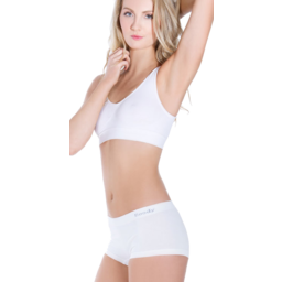 Photo of BOODY BAMBOO Bamboo Boyleg White S