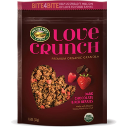 Photo of Nature's Path Cereal - Love Crunch (Dark Chocolate & Red Berries)