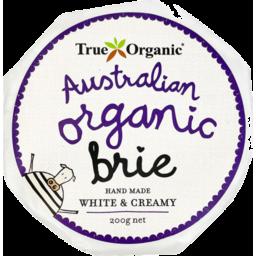 Photo of True Organic Cheese - Brie