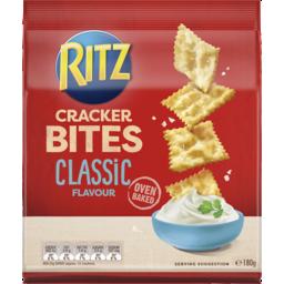 Photo of Ritz Classic Cracker Bites 180gm